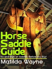 Horse Saddle Guide: Ins and Outs of Saddles Before you Buy! ebook by Matilda Wayne