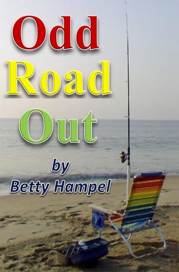 Odd Road Out ebook by Betty Hampel