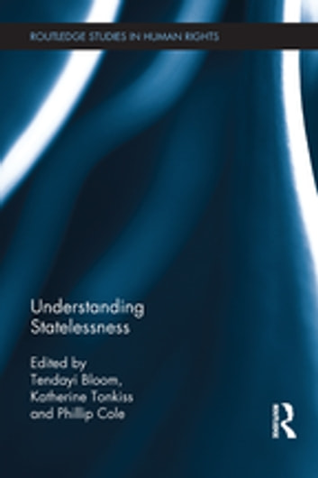 Understanding Statelessness ebook by