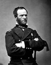 Memoirs of General W.T. Sherman, both volumes in a single file ebook by William Tecumseh Sherman