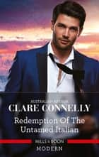 Redemption of the Untamed Italian ebook by
