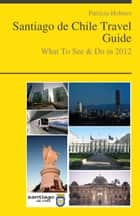Santiago de Chile Travel Guide - What To See & Do ebook by Patricia Holmes