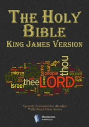 The Holy Bible - King James Version ebook by King James