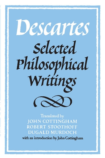 the philosophical writings of descartes volume 1 pdf
