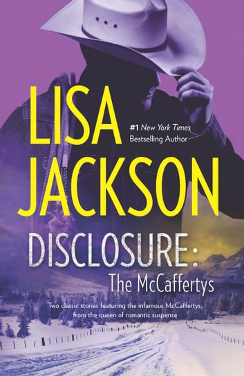Disclosure The Mccaffertys Ebook By Lisa Jackson 9781460300404