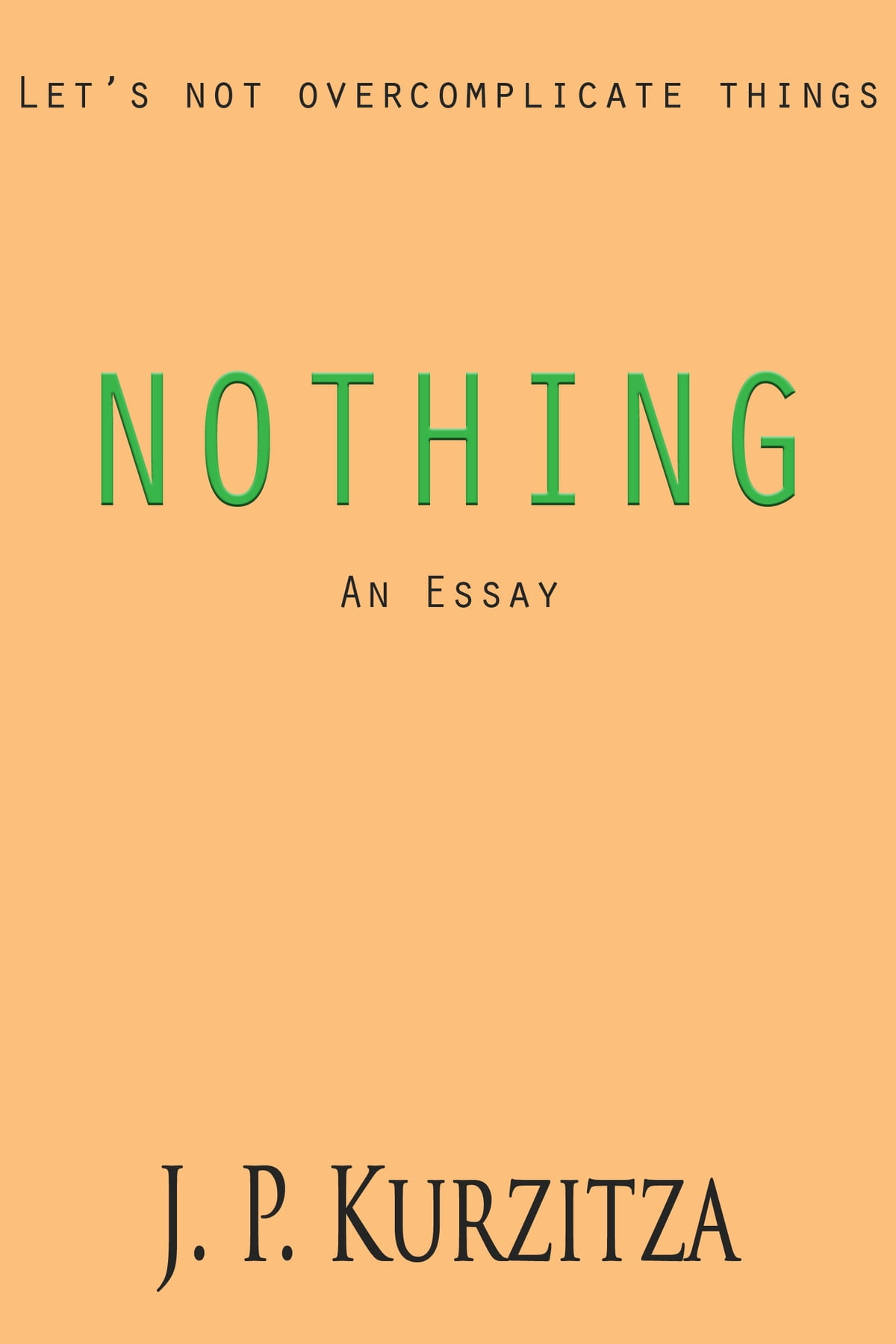 nothing you ca essay Can you get the law wrong on the bar exam essays and still pass it  most state bar exam essay questions (and ca is no  you gain nothing if you don't.