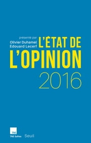 L'État de l'opinion 2016 ebook by TNS SOFRES