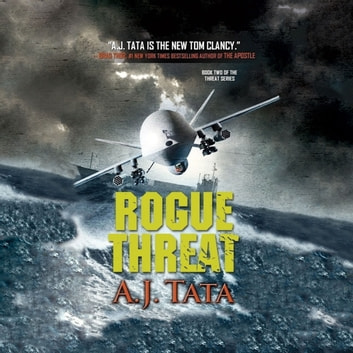 Rogue Threat audiobook by A. J. Tata
