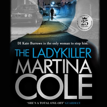 The Ladykiller - A deadly thriller filled with shocking twists audiobook by Martina Cole