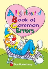 A Lighthearted Book of Common Errors ebook by Don Hoeferkamp