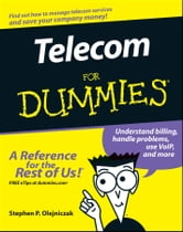 Telecom For Dummies ebook by Stephen P. Olejniczak