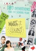 Make It Count ebook by Sue Christian