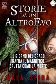 Storie da un Altro Evo - serie Fantasy e Avventura Sword and Sorcery ebook by Mala Spina