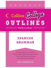 Spanish Grammar ebook by Ana Fairchild,Juan Mendez