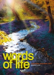 Words of Life: September-December 2014 ebook by Beverly Ivany