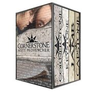 The Complete Cornerstone Series Boxed Set - The Cornerstone Series ebook by Misty Provencher