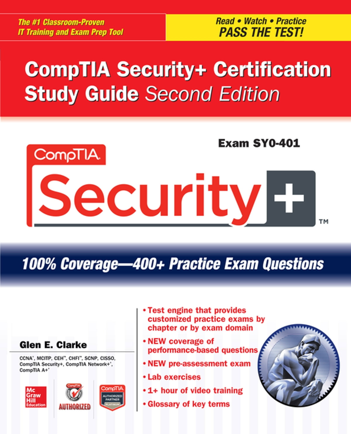 Comptia security certification study guide second edition exam comptia security certification study guide second edition exam sy0 401 ebook by glen e clarke 9780071841276 rakuten kobo 1betcityfo Gallery