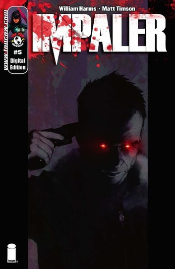 Impaler Volume 1 #5 ebook by William Harms