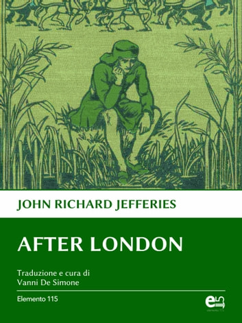 After London ebook by John Richard Jefferies