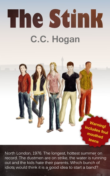 The Stink ebook by CC Hogan