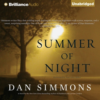 Summer of Night audiobook by Dan Simmons