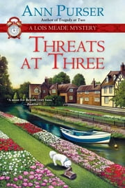 Threats at Three ebook by Ann Purser