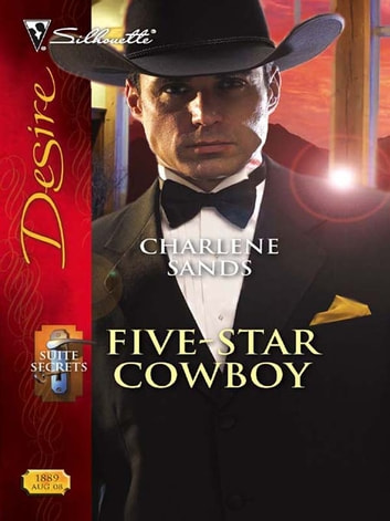 Five-Star Cowboy - A Sexy Western Contemporary Romance ebook by Charlene Sands