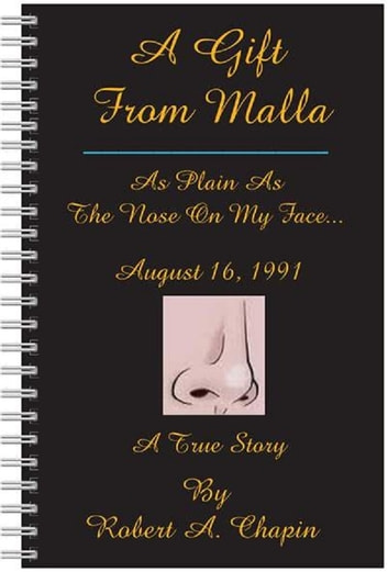 A Gift From Malla ebook by Robert Chapin