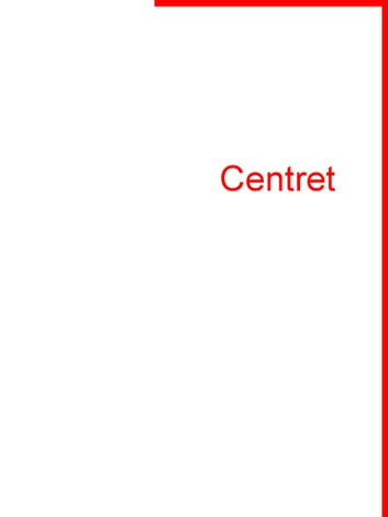 Centret ebook by Tero Hollanti