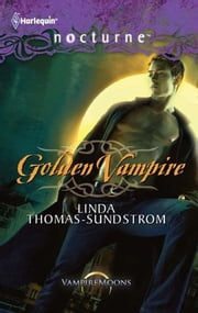 Golden Vampire ebook by Linda Thomas-Sundstrom
