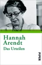 Das Urteilen ebook by Hannah Arendt