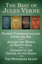 The Best of Jules Verne ebook by Jules Verne