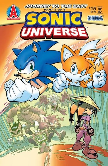 Sonic Universe #15 ebook by Ian Flynn, Tracy Yardley!