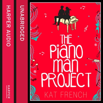 The Piano Man Project audiobook by Kat French