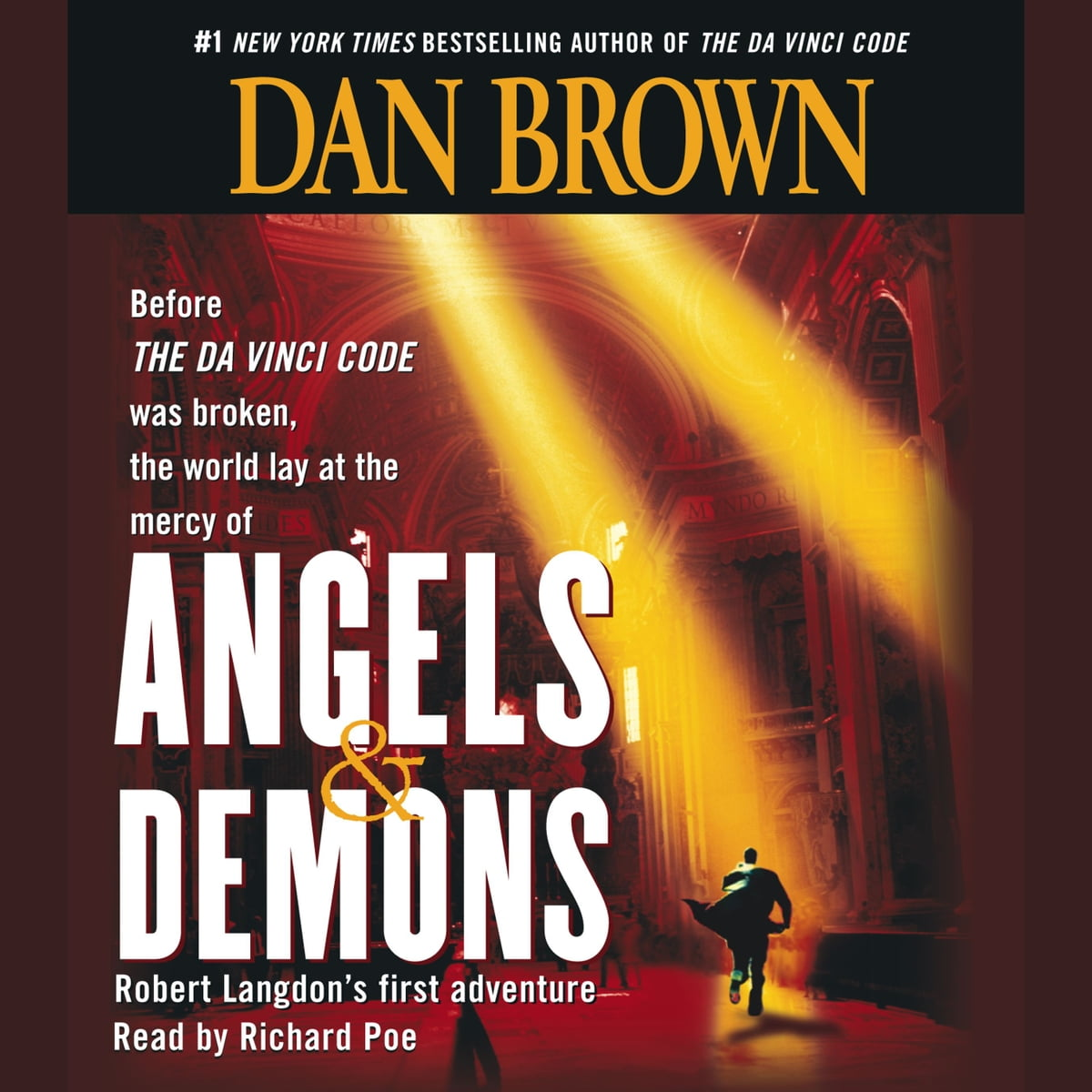 Angels demons audiobook by dan brown 9780743550208 rakuten kobo buycottarizona