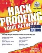 Hack Proofing Your Network 2E ebook by Syngress