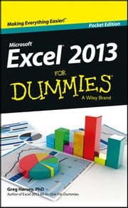 Excel 2013 For Dummies ebook by Greg Harvey