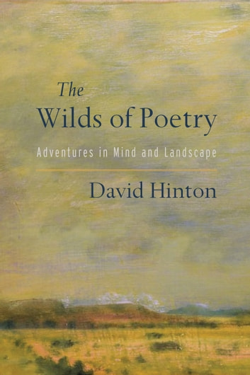 The Wilds of Poetry - Adventures in Mind and Landscape ebook by David Hinton