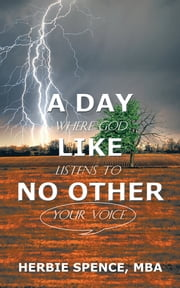 A Day Like No Other - Where God Listens to Your Voice ebook by Herbie Spence
