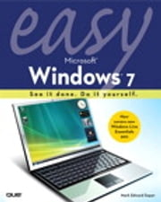 Easy Microsoft Windows 7 ebook by Mark Edward Soper