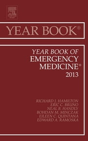 Year Book of Emergency Medicine 2012, ebook by Richard J Hamilton