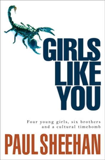 Girls Like You ebook by Paul Sheehan