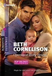 Operation Baby Rescue ebook by Beth Cornelison
