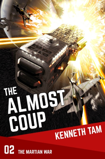 The Almost Coup ebook by Kenneth Tam