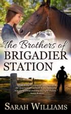 The Brothers of Brigadier Station ebook by Sarah Williams