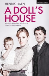 A Doll's House ebook by Henrik Ibsen,Simon Stephens
