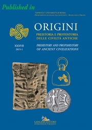 "Food and urbanization. Material and textual perspectives on alimentary practice in early Mesopotamia - Published in Origini n. XXXVII/2015. Rivista annuale del Dipartimento di Scienze dell'Antichità – ""Sapienza"" Università di Roma 