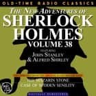 THE NEW ADVENTURES OF SHERLOCK HOLMES, VOLUME 38; EPISODE 1: THE MAZARIN STONE