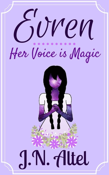 Evren - Her Voice is Magic ebook by Jeren N. Altel