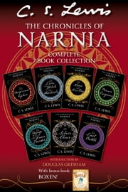 The Chronicles of Narnia Complete 7-Book Collection - All 7 Books Plus Bonus Book: Boxen ebook by Pauline Baynes, C. S. Lewis